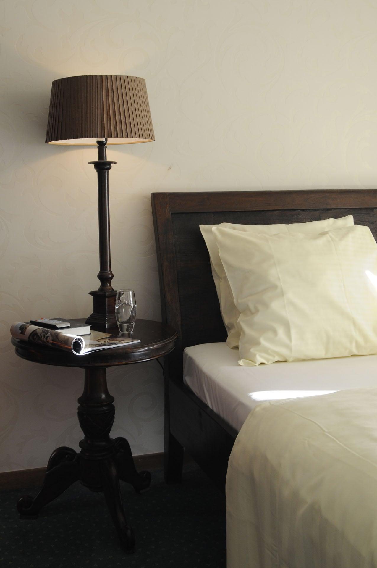 Kamers - Hotel De Kommel