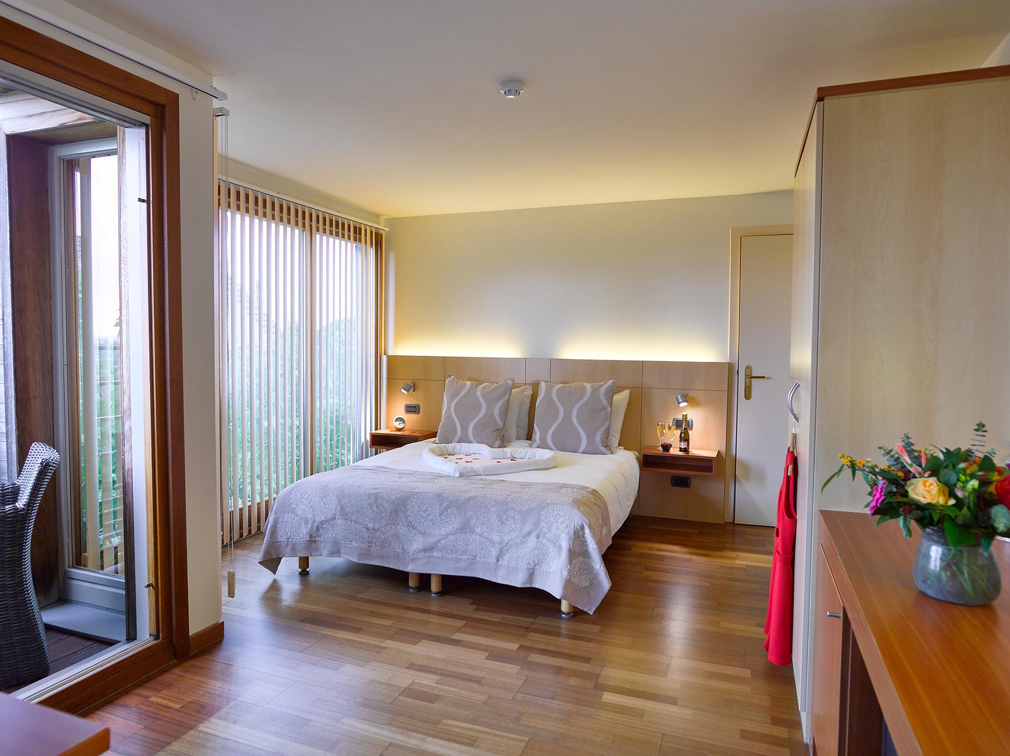 Terras - Hotel De Kommel